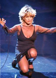 Tina Turner at Diva's Live concert 1999