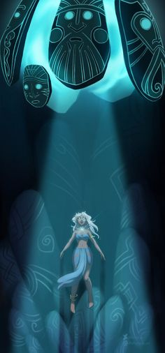 Kida - Atlantis: The Lost Empire by Athena-av