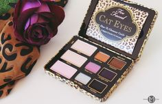 Too Faced| Cat Eyes Palette See more: www.lilimakes.com
