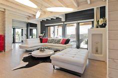 MONARDA |Ground floor 93,20 m2  First floor 50,00 m2  Terrace 56,60 m2