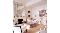 17 Beautifully Feminine Rooms to Get Inspired By via @mydomaine