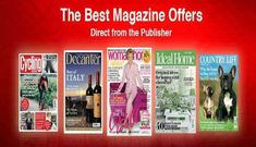 News Magazines, Cool Magazine, Business Look, Beauty Industry, Sports Equipment, Country Life, Britain, Beauty Products