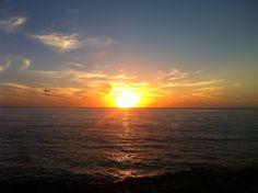 My last sunset..