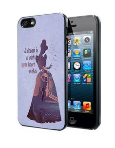 Cinderella Dream Quote Disney Samsung Galaxy S3/ S4 case, iPhone 4/4S / 5/ 5s/ 5c case, iPod Touch 4 / 5 case