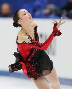 女子フリーで演技する本郷理華=28日、長野市のビッグハット ▼28Dec2014時事通信|本郷、力発揮し2位=逆転許すも世界切符-全日本フィギュア http://www.jiji.com/jc/zc?k=201412/2014122800168 #Rika_Hongo #Big_Hat_Nagano #Japan_Figure_Skating_Championships_2014 ◆Japan Figure Skating Championships - Wikipedia http://en.wikipedia.org/wiki/Japan_Figure_Skating_Championships