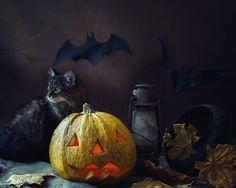 Котюрморт к Хеллоуину - Ирина Приходько