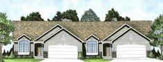 Duplex Plan #2190