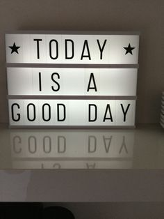 Sometimes a little reminder is all you need to make it a good day!
