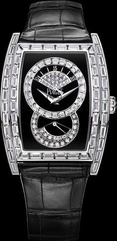 White gold Diamond Watch - Piaget Luxury Watch G0A32093