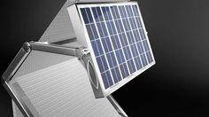 Lettino multimediale ad energia solare