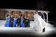 #weddings at Hatfield Farms - #Halifax  http://www.MervEdinger.com