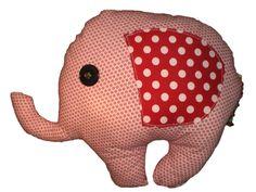 Stoffen olifant      van Gernaai op DaWanda.com