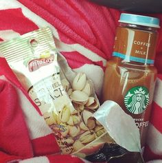 healthy road trips snacks and gas station finds