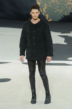 Chanel Men's Collection Fall 2013