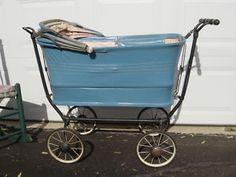 crazy antique carriage