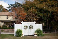 Vinewood Plantation | Kristy & Josh's Neutral Autumn Wedding - Vinewood Plantation Newnan, GA
