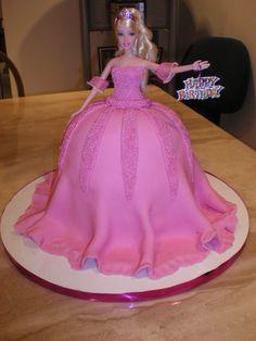 Babie Doll Cake