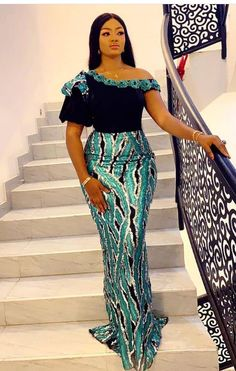 Nigerian Lace Styles Dress, African Dresses For Kids, African Wear Dresses, Latest African Fashion Dresses, African Print Fashion, African Attire, African Fashion Traditional, Real Beauty, Harem Pants