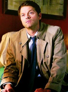 Misha Collins | GAH! dom!brow Please oh please boss me around!
