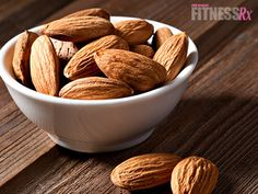 ALMONDS - watch your servings, but these are an amazing snack, in moderation!
