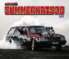 Want to get your Photo or Video from Summernats shared on our Social Media? Simple #Summernats Where are the wagon fans? @philktuffst is getting ready to rip up the Masters pad! #summernats30 #summernats #tuffst #burnoutmasters #burnouts #holden #commodore #wagon #skids The Summernats Instagram is a cool place to check out all the goodness from the Summernats Car Festival. @summernatscarfestivalaustralia