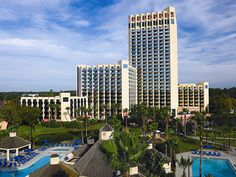 Just spent a couple of days at the Buena Vista Palace in Orlando. Outstanding.