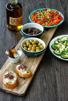 Tapas Rezepte, Tapas Food, Tapas selbst machen, Tapas vegetarisch, Pintxos Rezepte, Pintxos vegetarisch, Spanisches Essen, Essen Spanien, Rezepte Spanien, Spanien Food, Spanien vegetarisch