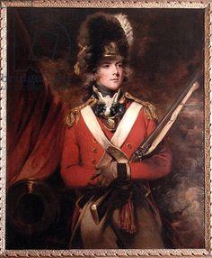 Colonel Thomas Grosvenor (1764-1851), by John Hoppner