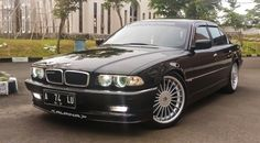 Seem like other, but it's timeless BMW E38 728i