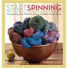 Check out Start Spinning at WEBS | Yarn.com.