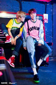 BTS J-hope&Jimin