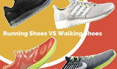 For shoes for gym or exercises, a general term used is either sneakers or sports shoes as few know there is a difference between walking and running shoes. Well, there are. Some years earlier, at least before 1986, there wasn't much awareness about the need for different shoes for walking and running. Today, the science …