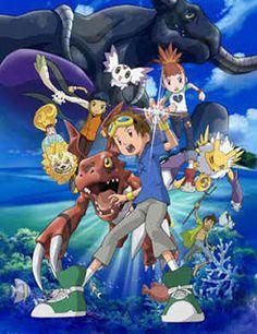 Digimon Dragon's Shadow: tamers