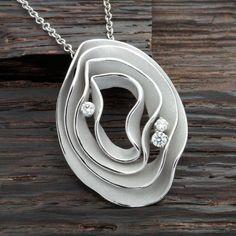 Collier aus Dune-Kollektion von Annamaria Cammilli