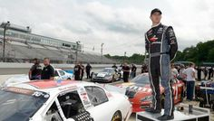 NASCAR Race Mom: The 2014 #NASCAR K&N Pro Series East (#kneast) Race Day - Race 11 of 16 at the Columbus Motor Speedway.