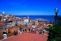 Alfama, Lisbon. Accomodations: http://www.feriasemportugal.pt/en/lodgings/key-lisboa/