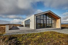 Dynjandisvegur Retreat by M2 Teiknistofa on Behance