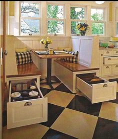 """Great Kitchen Storage Idea"""