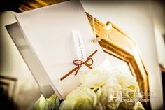 Wedding: gift wrapping