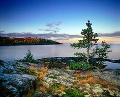 Lake Ladoga, Leningrad District, Karelia, Northwest of Russia. Just outside the outskirts of Saint Petersburg it is the largest lake in Europe, and the 14th largest freshwater lake by area in the world.