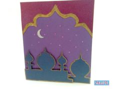 I like the simplicity of this card. Can be used for multiple occasions. And a subtle color palette.