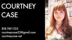 Courtney Case - Actress http://vimeo.com/100816771