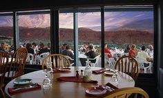 Sunset Grill, Moab, UT....what a great dinner and a great view!!!!!!!!
