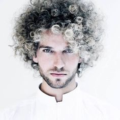 men's hairstyles for curly hair 2017