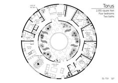 monolithic dome floor plans - Google Search