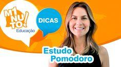 Você conhece a técnica de estudos Pomodoro? Essa técnica surgiu enquanto um italiano, que tinha dificuldade em se concentrar nos estudos observava seu relógio que ficava na cozinha, no formato de um tomate, daí o nome (Pomodoro = tomate). Veja a dica da Helen Dantas e saiba como funciona!  Facebook Planneta: https://www.facebook.com/Planneta Facebook Vitae Brasil: https://www.facebook.com/VitaeBrasil Instagram Vitae Brasil: https://www.instagram.com/VitaeBrasil