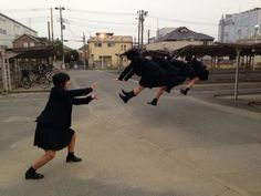 """The Daily Dot - A """"Dragon Ball Z"""" photo meme goes viral in Japan"""