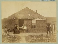 (Photo, Rural life in Neb. c.1886, Solomon D. Butcher, Library of Congress, http://hdl.loc.gov/loc.pnp/ppmsca.08378 ) During the 19th century, your perspective on the western U.S. would be very different--depending on whether you lived in the West or not! Click above to take a Teachinghistory.org quiz contrasting pictures of the West created in the eastern and western U.S.