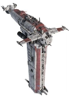 StarFortress - The StarFortress also known as the heavy bomber, or simply as the Resistance B - Rpg Star Wars, Nave Star Wars, Star Wars Ships, Star Trek, Star Citizen, Maquette Star Wars, Star Wars Spaceships, Starship Concept, Star Wars Vehicles