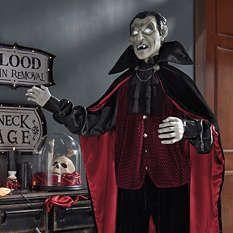 larry the zombie animated halloween prop animated halloween props - Animated Halloween Figures